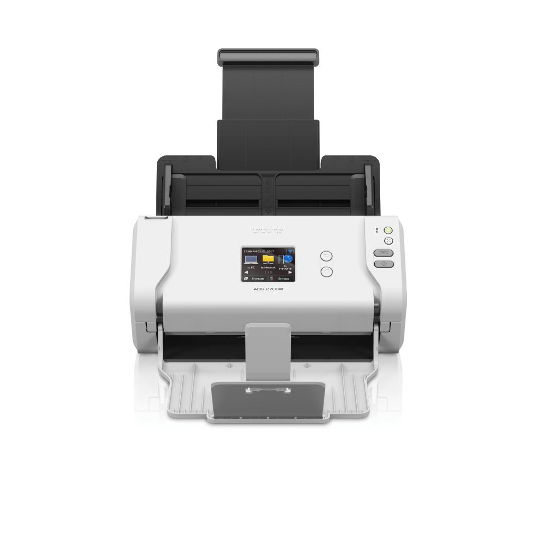 ADS-2700W беспроводной сетевой документ-сканер