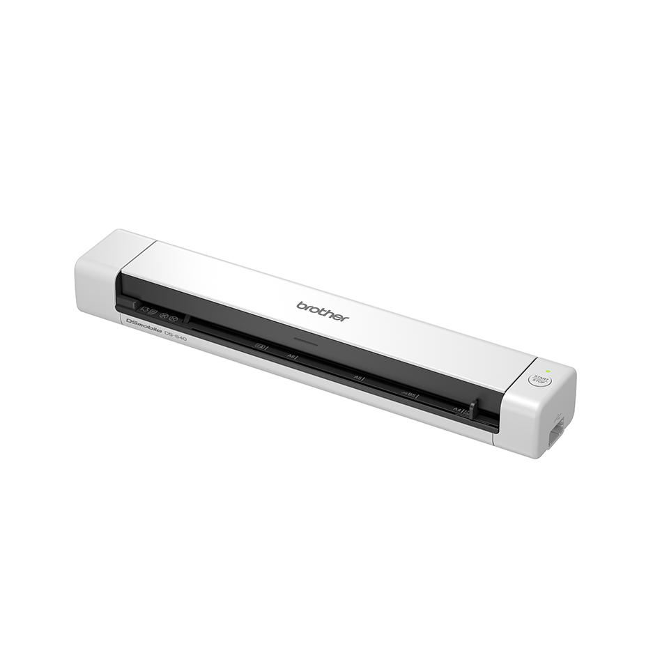 Мобильный сканер Brother DS-640 2