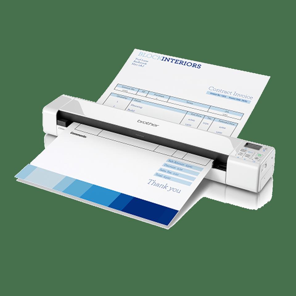 Мобильный сканер DS-820W