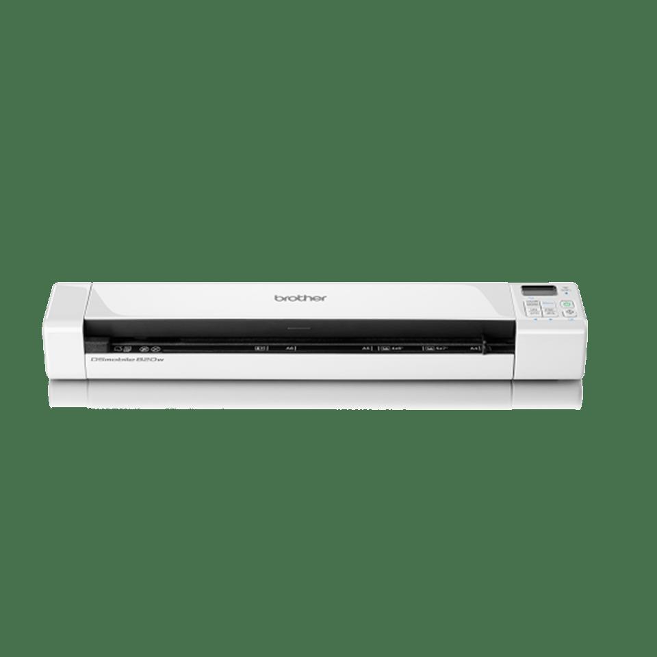 Мобильный сканер DS-820W 2