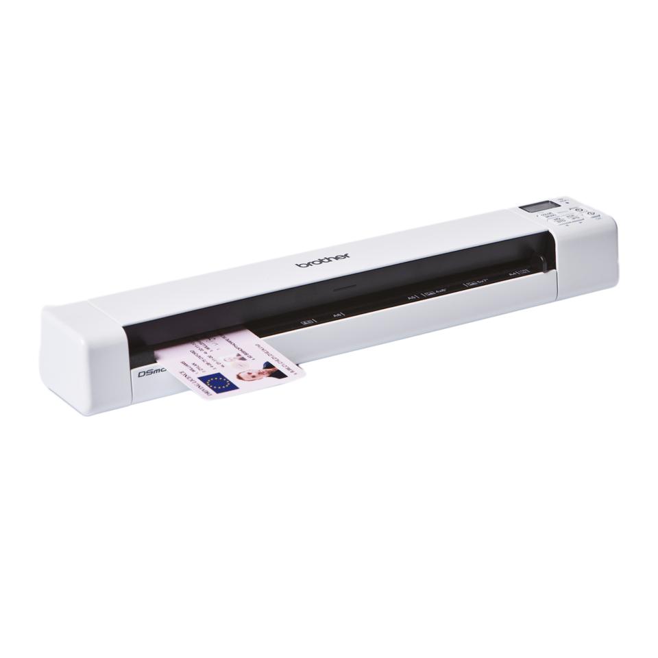 Мобильный сканер DS-820W 3