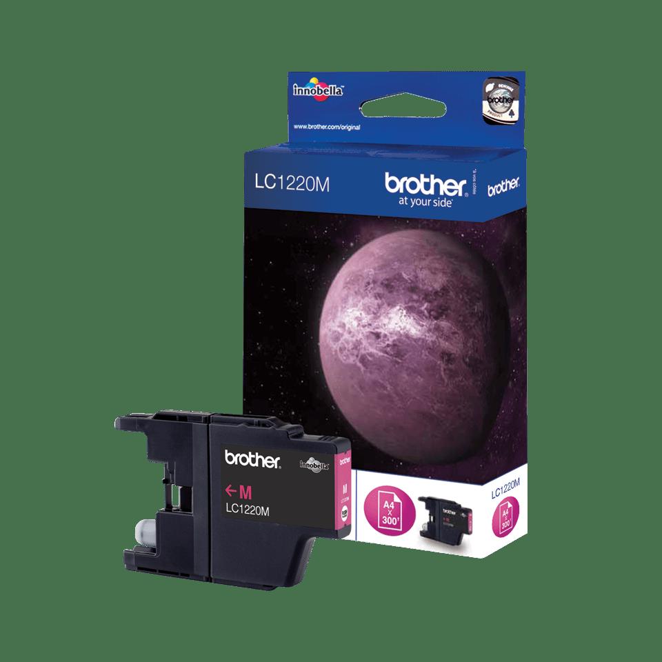 Оригинальный картридж Brother LC1220M – Пурпурный