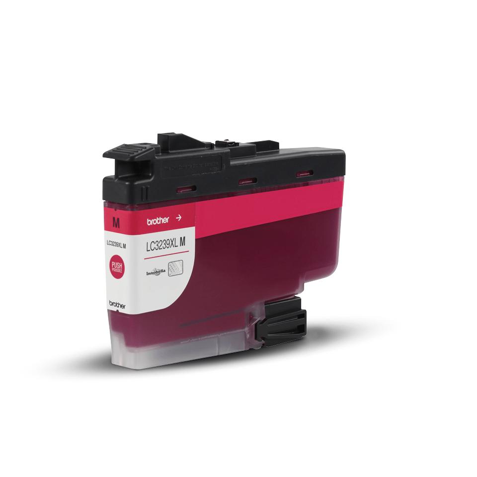 Оригинальный картридж повышенной емкости Brother LC3239XLM - Пурпурный