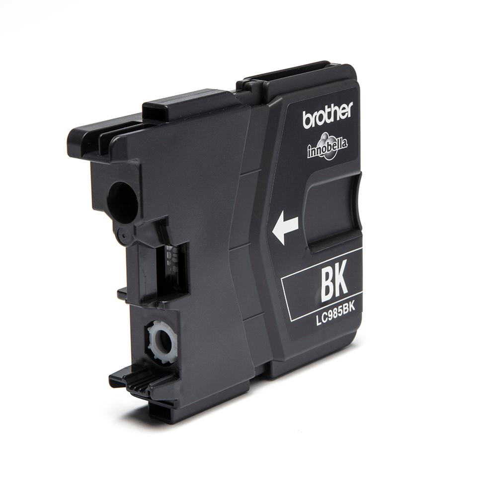 Оригинальный картридж Brother LC985BK - Черный 2