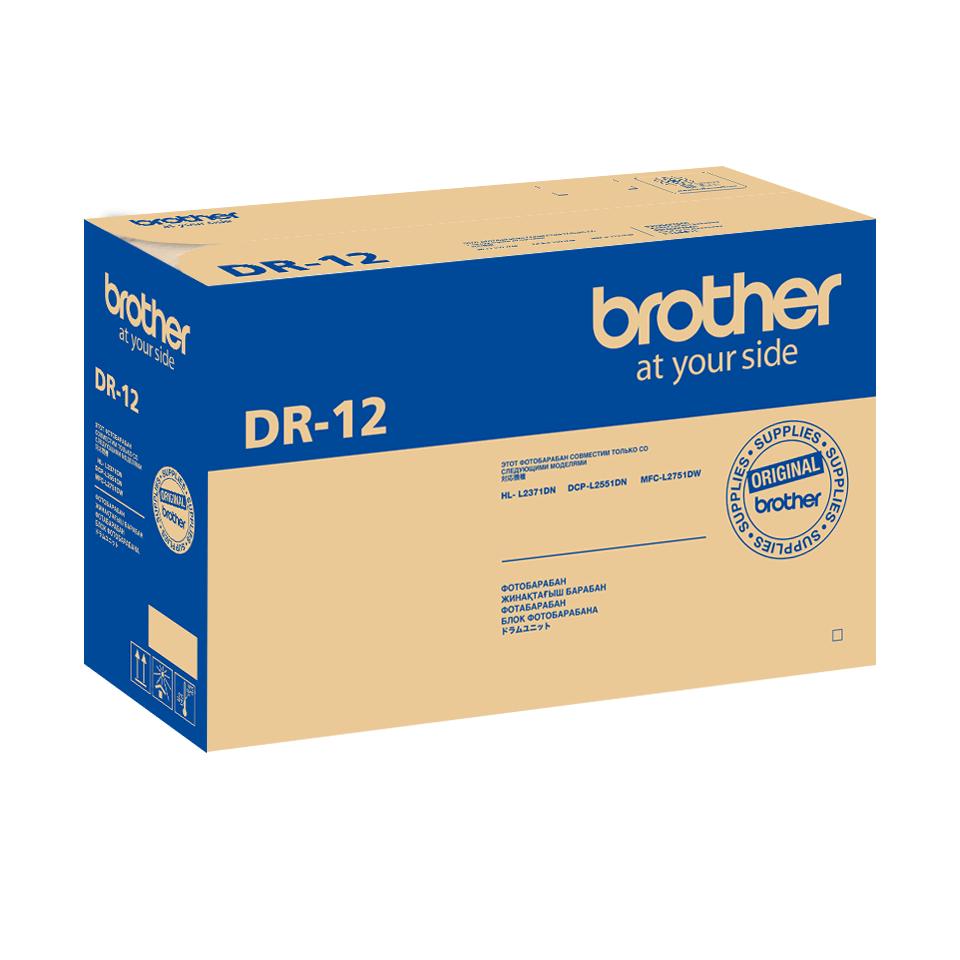 Brother DR-12 Оригинальный блок фотобарабана 2