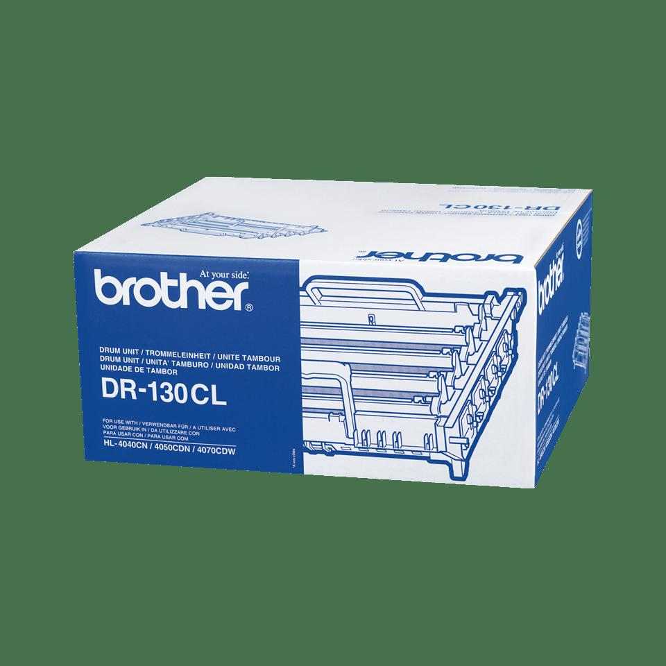 Brother DR130CL: оригинальный блок фотобарабана, в одном экземпляре.