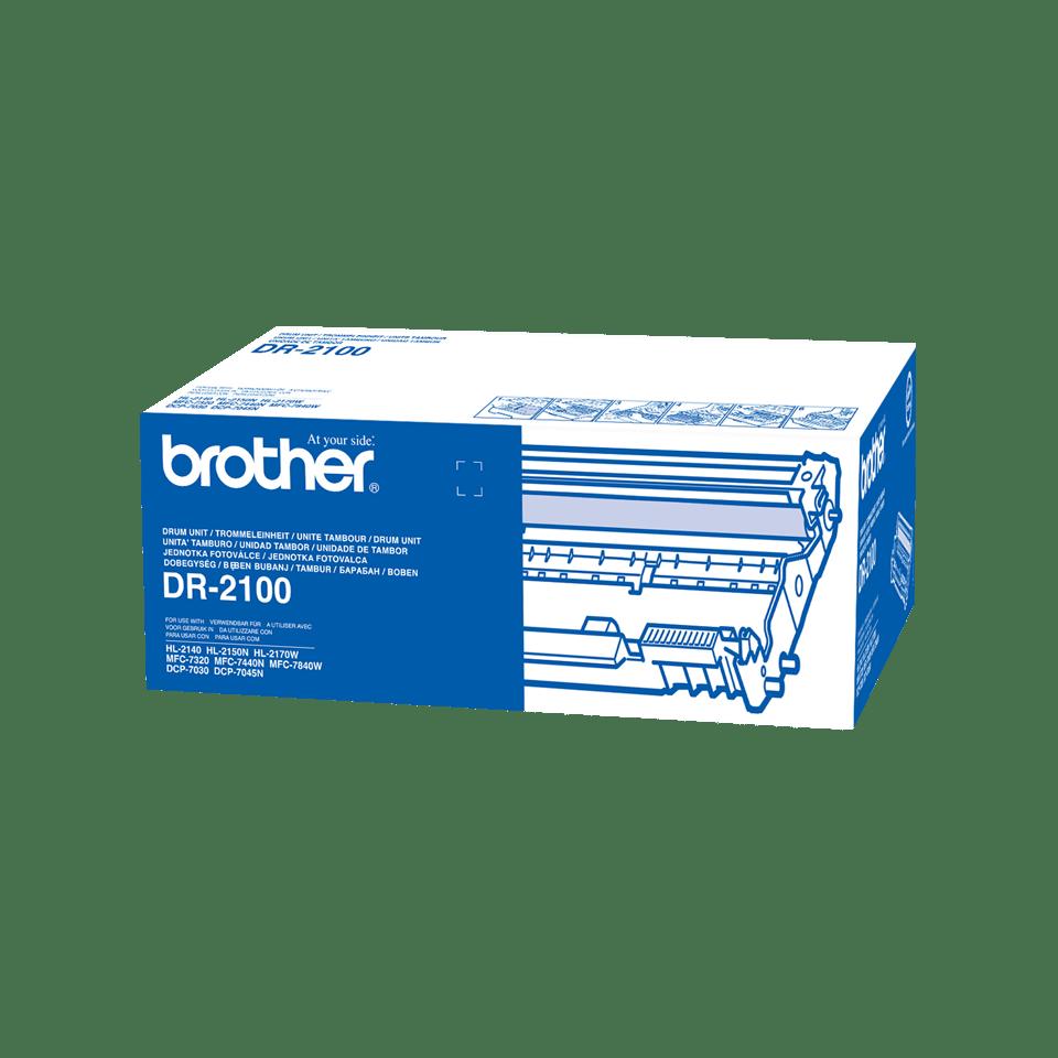 Brother DR2175: оригинальный блок фотобарабана.