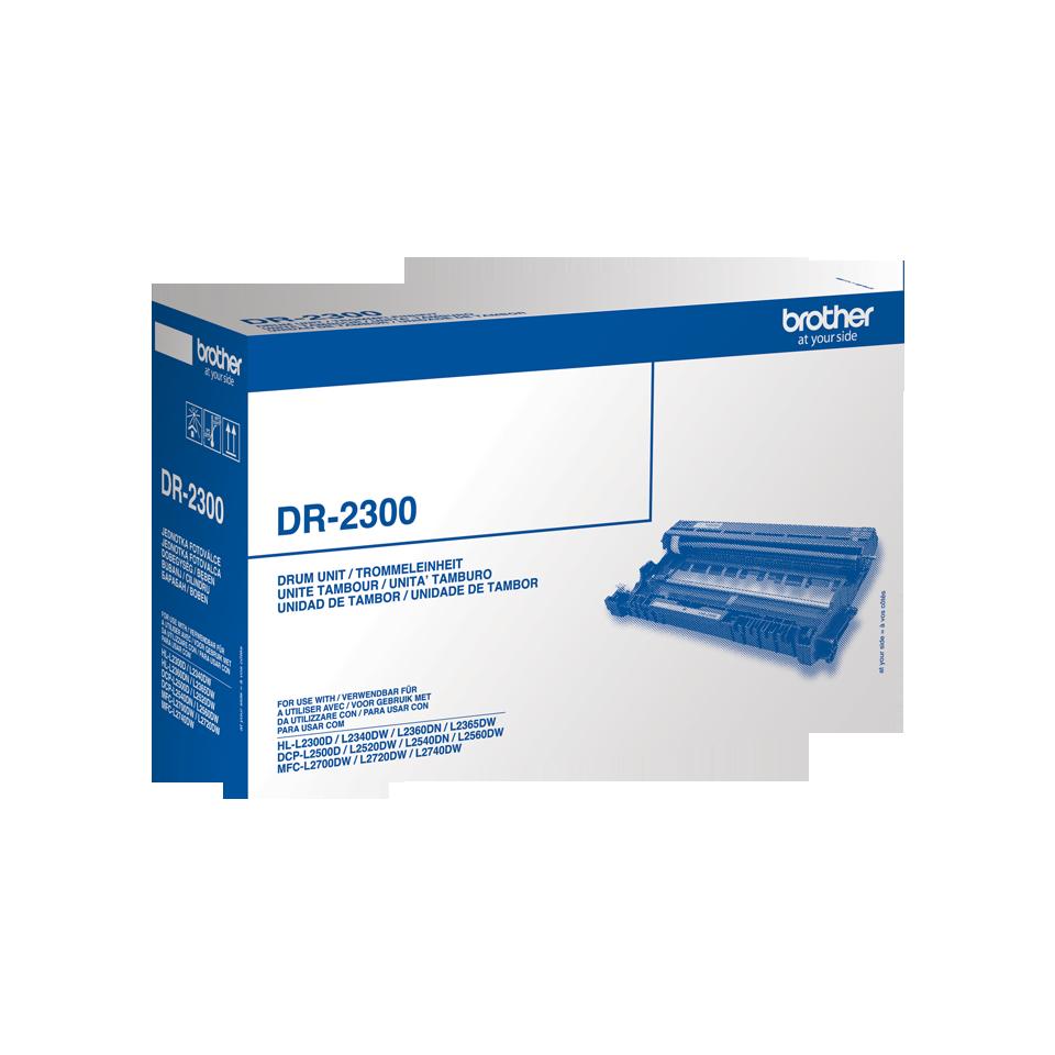 Brother DR2335 Parts — оригинальный блок фотобарабана 2