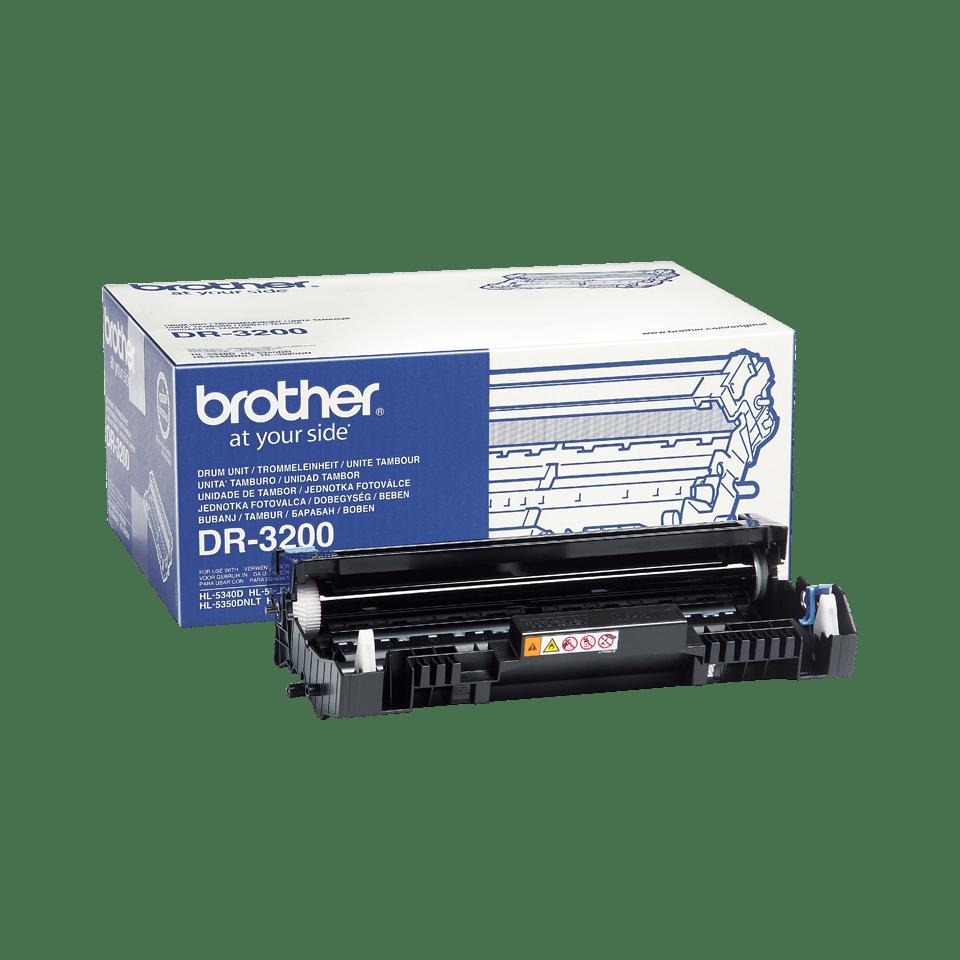 Brother DR3200: оригинальный блок фотобарабана.