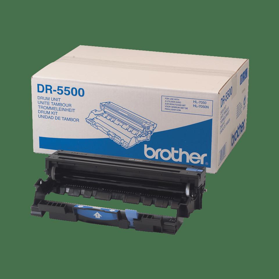 Brother DR5500: оригинальный блок фотобарабана.