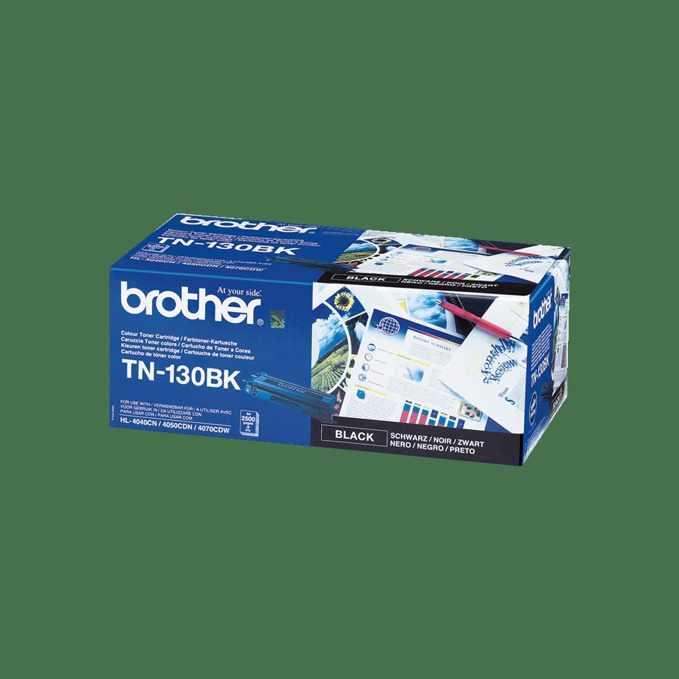 Оригинальный тонер-картридж Brother TN-130BK – Черный