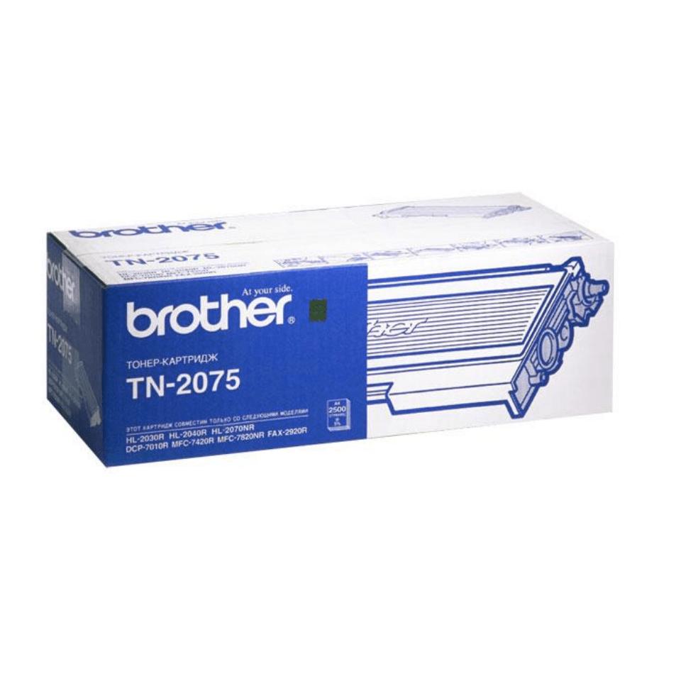 Оригинальный тонер-картридж Brother TN-2075 0