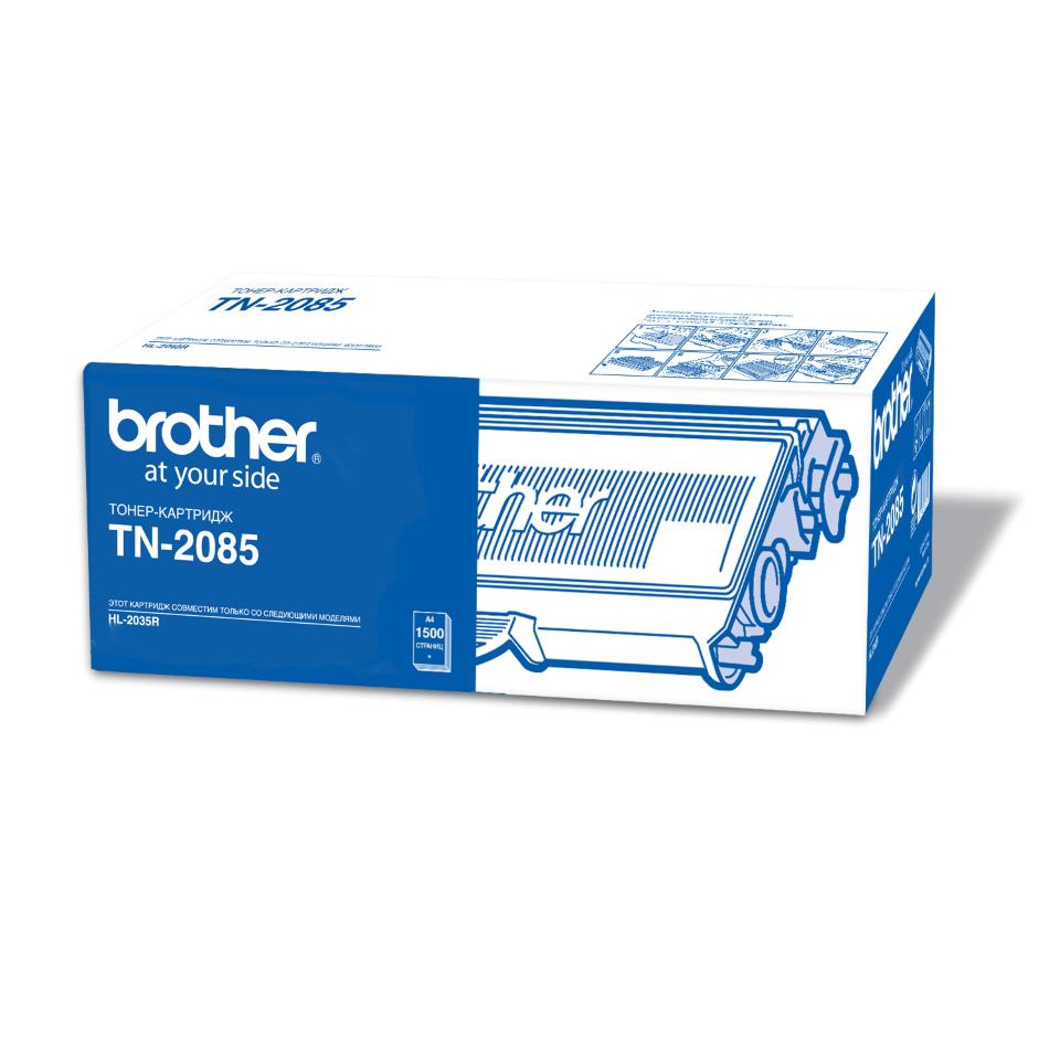 Оригинальный тонер-картридж Brother TN-2085