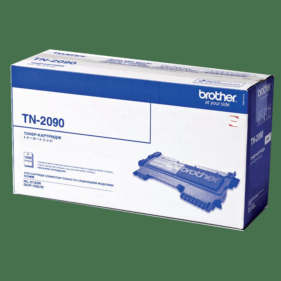 Оригинальный тонер-картридж Brother TN-2090