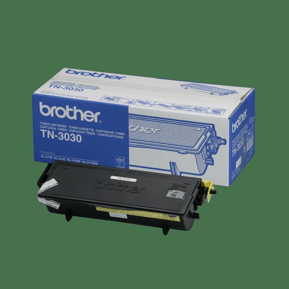 Оригинальный тонер-картридж Brother TN-3030