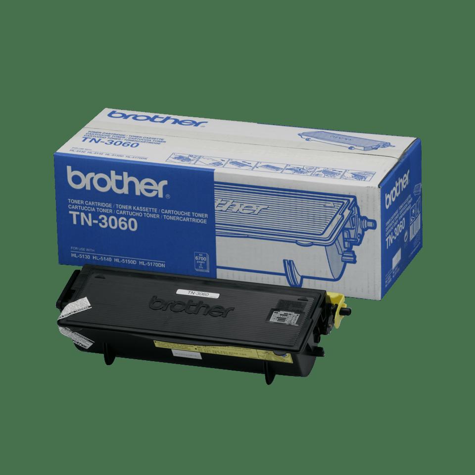 Оригинальный тонер-картридж Brother TN-3060 0