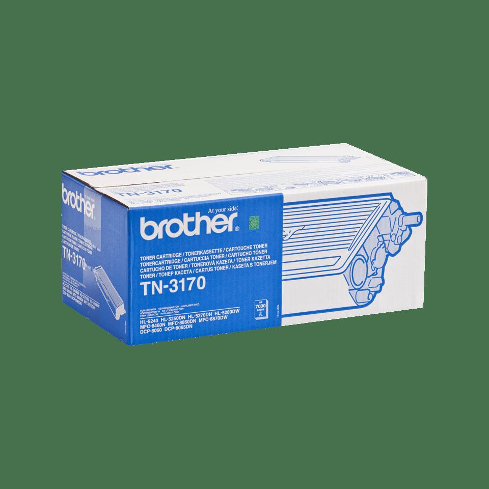Оригинальный тонер-картридж Brother TN-3170 2