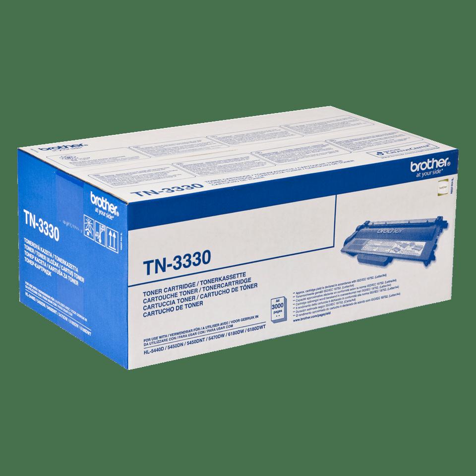 Оригинальный тонер-картридж Brother TN-3330 2