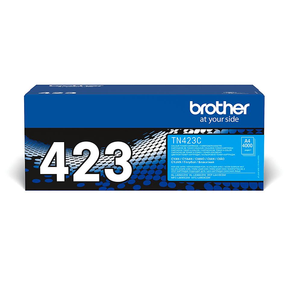 Brother TN-423C тонер-картридж - голубой
