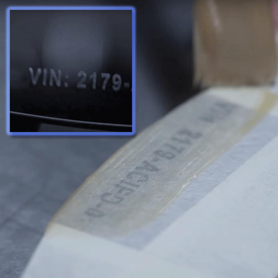 Brother STe141: оригинальная кассета с трафаретной лентой, ширина: 18 мм. 2