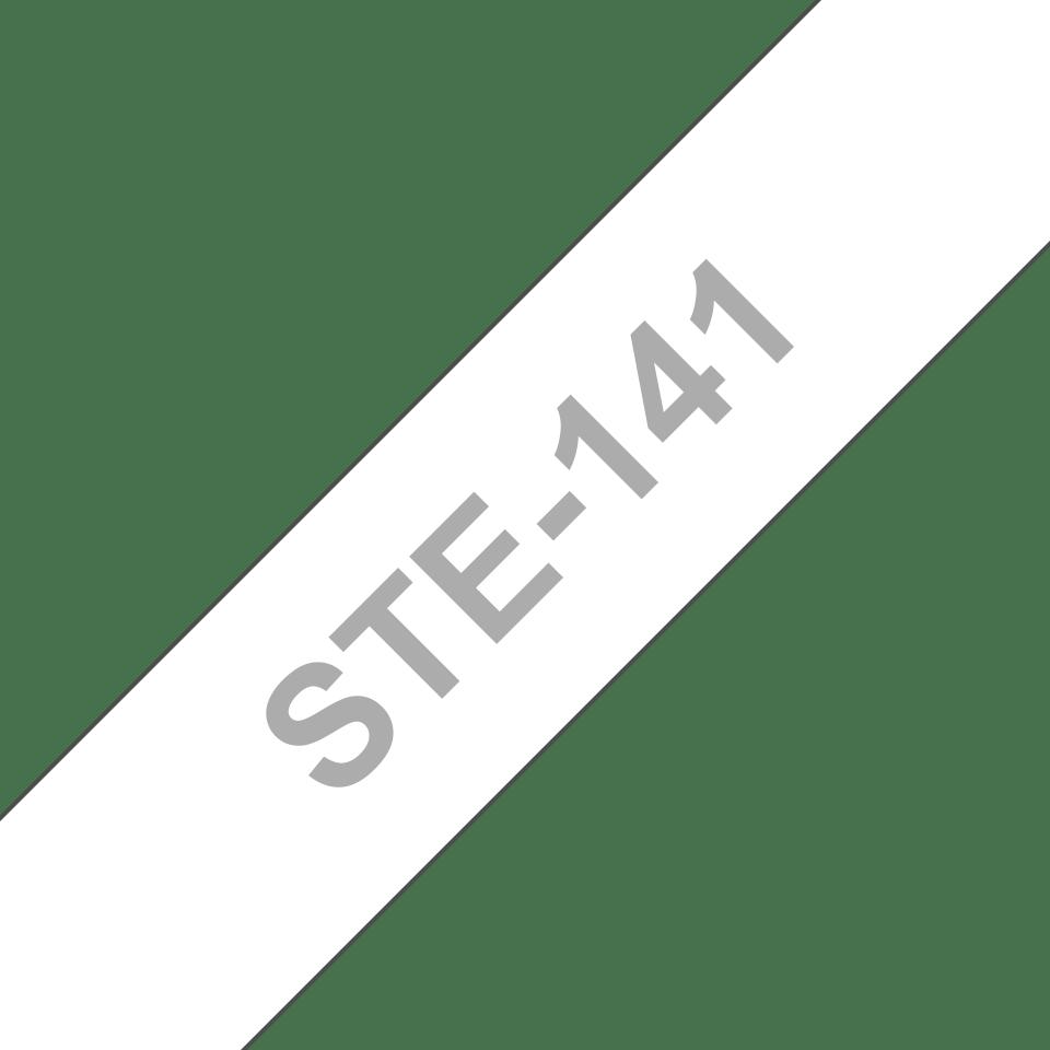 Brother STe141: оригинальная кассета с трафаретной лентой, ширина: 18 мм. 3