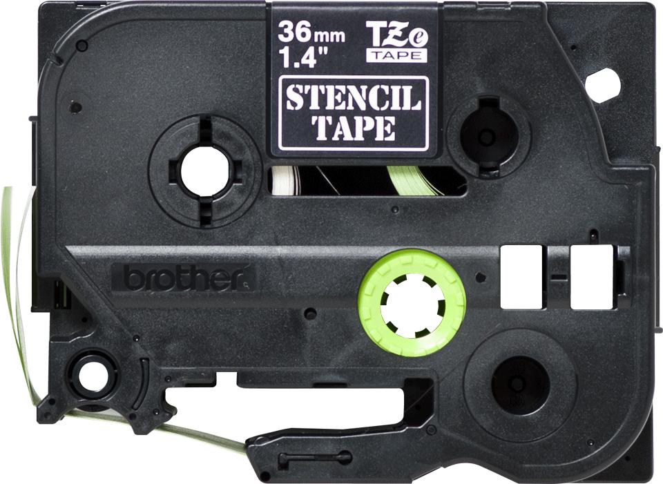 Brother STe161: оригинальная кассета с трафаретной лентой, ширина: 36 мм.