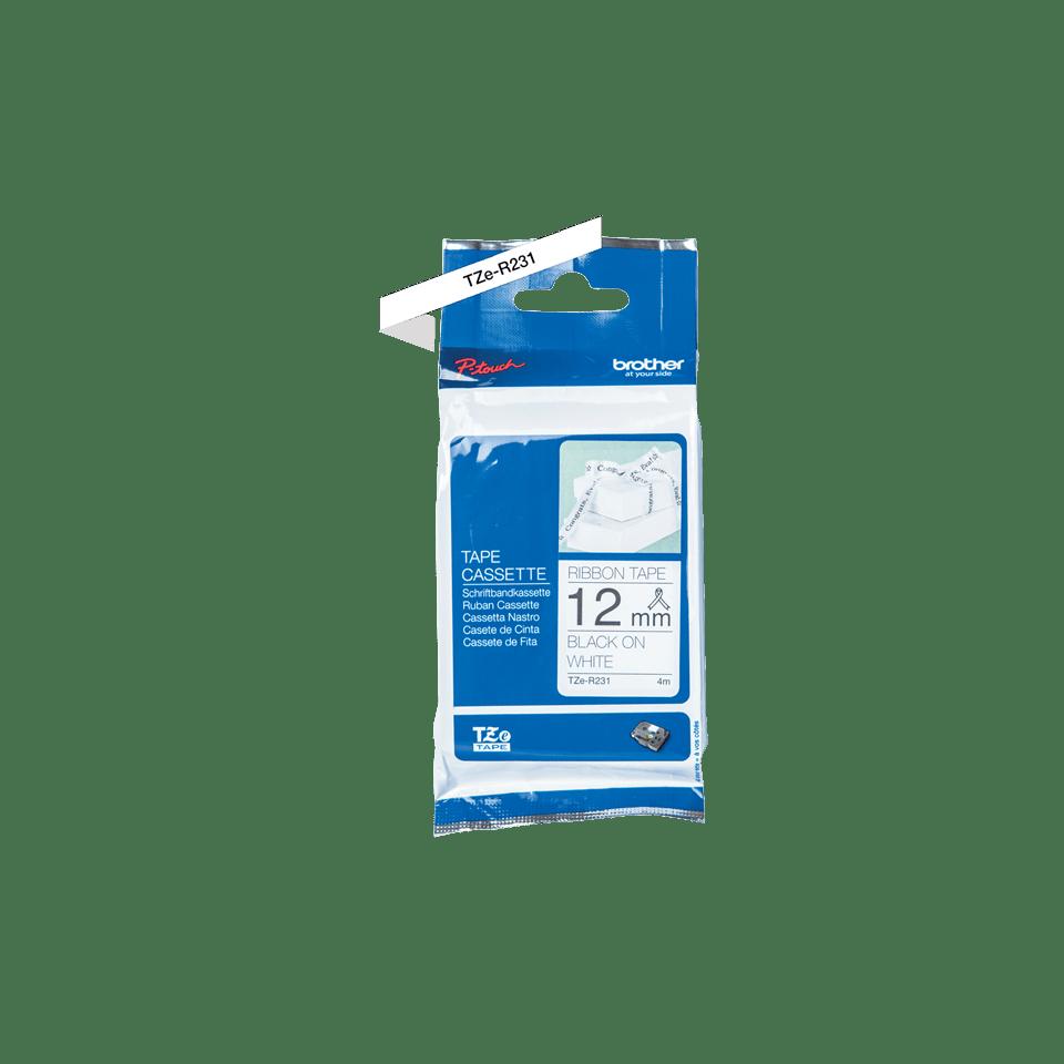 TZeR231: оригинальная кассета с тканевой лентой. 2