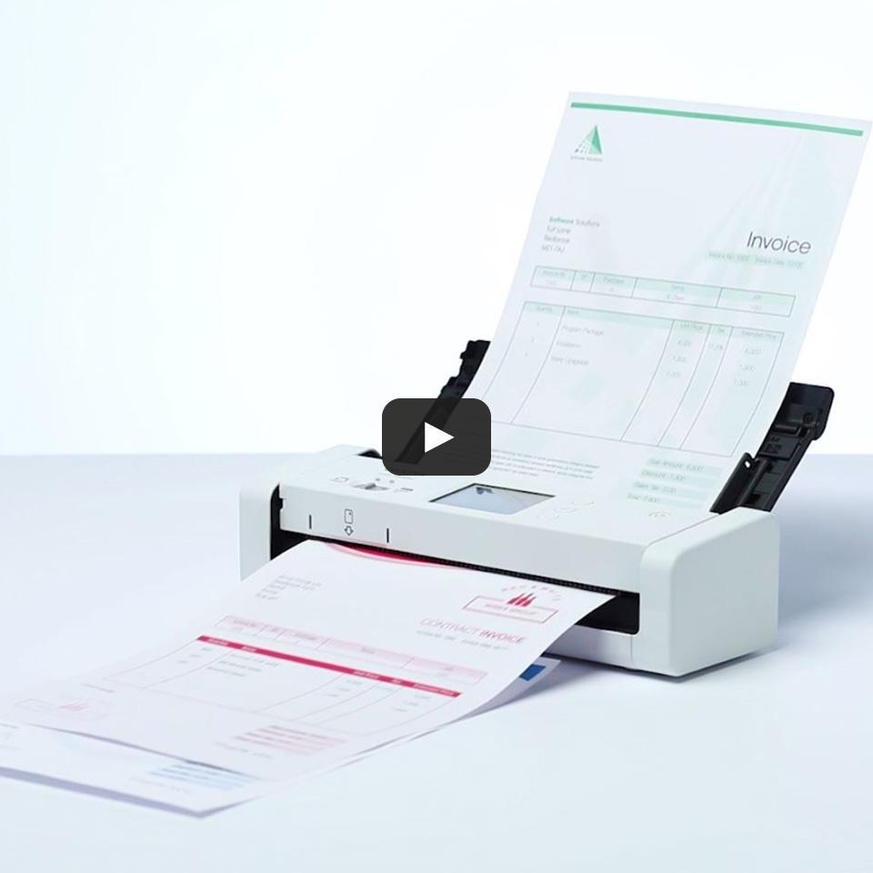 ADS-1700W Компактный сканер документов 9